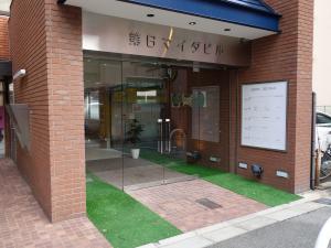 江坂シビル館Ⅱエントランス