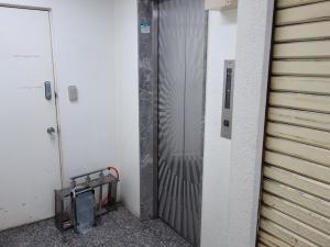 日宝南森町ビルエレベーター