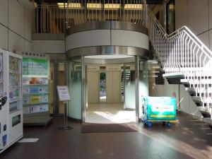 第6新大阪ビルエントランス