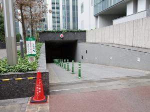 アクア堂島NBFタワー駐車場