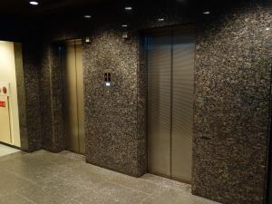 高麗橋木村ビルエレベーター