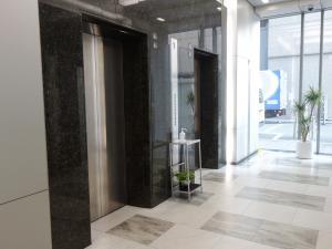 中之島インテスビルエレベーター