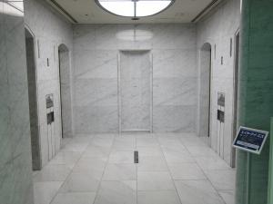 大阪第一生命ビルエレベーター