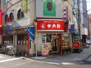 中津大栄ビル1階店舗