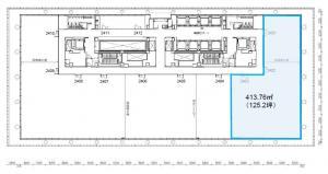 新ダイビル24階間取り図
