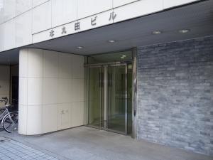 本丸田ビルエントランス