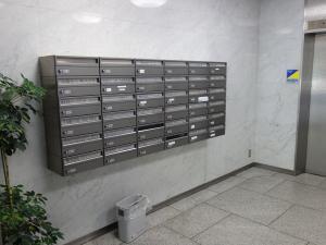 弥生新大阪第一ビル郵便ポスト