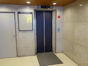 東天満パークビルエレベーター