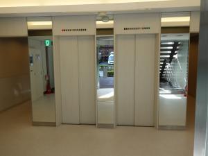 第6新大阪ビルエレベーター