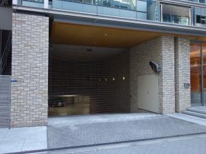 ヒロセ平野町ビル駐車場