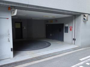 京町堀センタービル立体駐車場