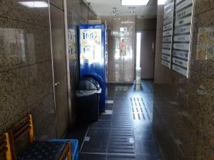 上本町IBPタワー共用部