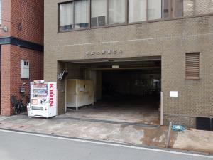 関西心斎橋ビル立体駐車場