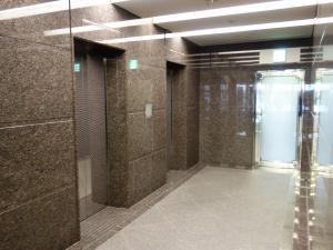 永楽ニッセイビルエレベーター