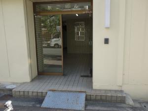 京二ビルエントランス