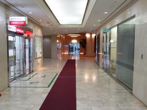 新大阪セントラルタワー共用部