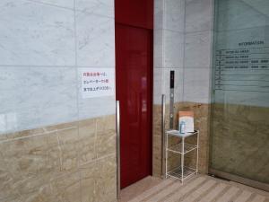 上本町KFビルエレベーター