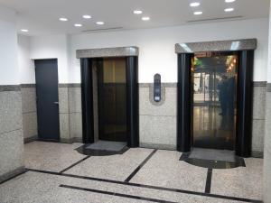 肥後橋IPビルエレベーター