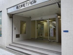 堺筋本町TFビルエントランス