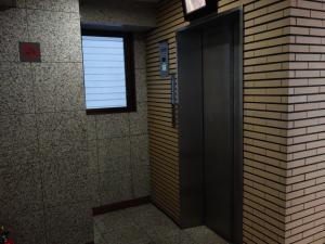 ラ・グランディオンエレベーター