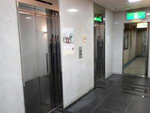 第一住建東心斎橋ビルエレベーター