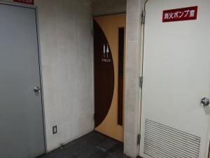 アバンダント堂島ビル共用トイレ