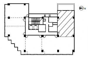 新大阪八千代ビル別館KL号室間取り図