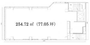 敬和ビル ルフレ21平面図