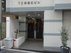 TK南堀江ビルエントランス