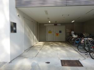 フジヒサFJ中之島ビル立体駐車場