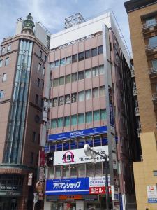 阪急東ビル外観