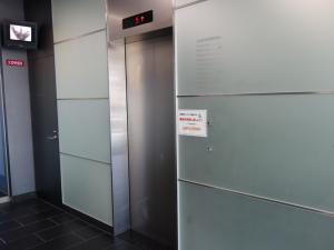 ACN信濃橋ビルエレベーター