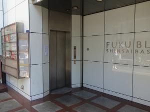 FUKU BLD.心斎橋エレベーター