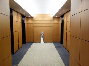 淀屋橋三井ビルディング(淀屋橋odona)エレベーター
