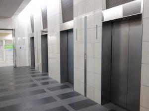マルイトOBPタワーエレベーター