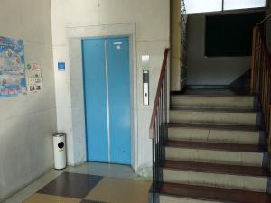 新大阪サンアールビル南館エレベーター