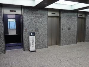 井門瓦町ビルエレベーター