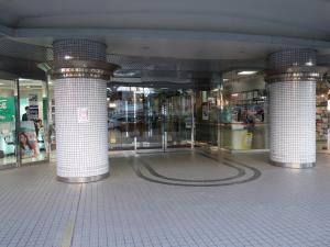 新大阪セントラルタワーエントランス