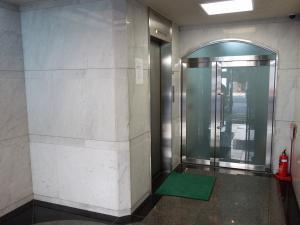 TMG阿波座ビルエレベーター
