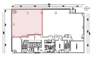 サムティ上本町ビル12階間取り図