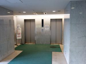 サンビル阿倍野エレベーター