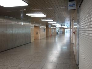 大阪駅前第4ビル共用部