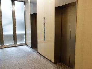 大阪堂島ビルエレベーター
