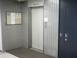 京町堀センタービルエレベーター