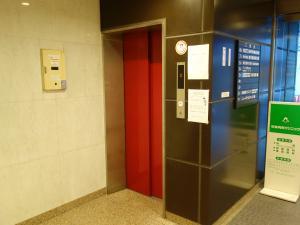 北浜旭ビルエレベーター