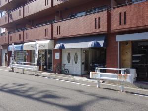 難波リーガルハウス1階店舗