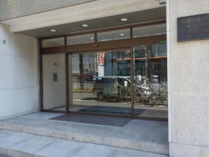 北大阪ビルディングエントランス
