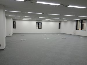 京橋フロントビル室内