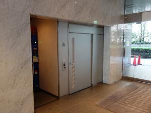 堂島アクシスビル身障者用トイレ