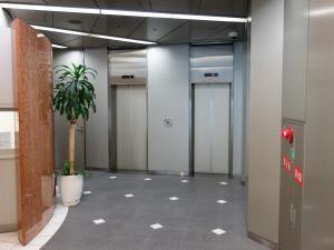 阪神神明ビルエレベーター